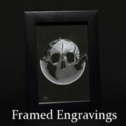 Framed Engravings