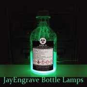 Jayengrave Bottle Lamps
