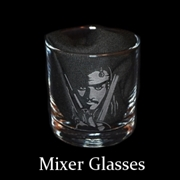 Mixer Glass