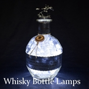 Whisky Bottle Lamps