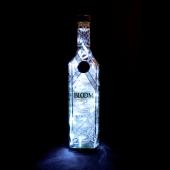 Bloom Premium London Gin Bottle LED Lamp