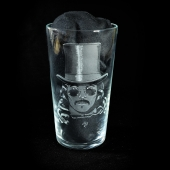 Gary Oldman - Bram Stokers Dracula (Hand Engraved Pint Glass)