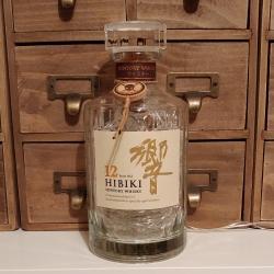 Hibiki Whiskey 500ml Suntory Japanese Led Lamp Years Upcycled Whisky 12 Bottle Light 5AjR43Lcq