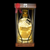 Monkey Shoulder Whisky Whiskey 700ml Cage Edition LED Bottle Lamp Light