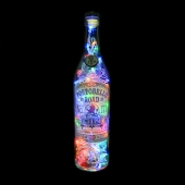 Portobello Road Gin Upcycled LED Bottle Light