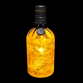 Professor Cornelius Ampleforths Rumbullion! Spiced Rum LED Bottle Lamp Light