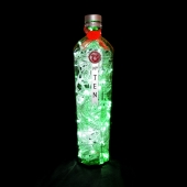 Tanqueray No 10 Gin Upcycled LED Bottle Lamp